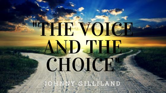 -The Voice and The Choice-